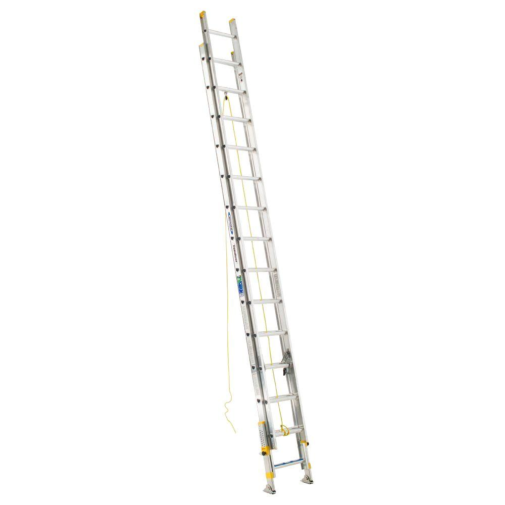 Buy Aluminium Extended Electrician Ladder 15 X 2 30 Ft