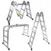 Multi Purpose Aluminium Ladder (4 x 5) – 19.6ft