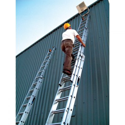 Buy Aluminium Extended Electrician Ladder 10 X 3 30 Ft