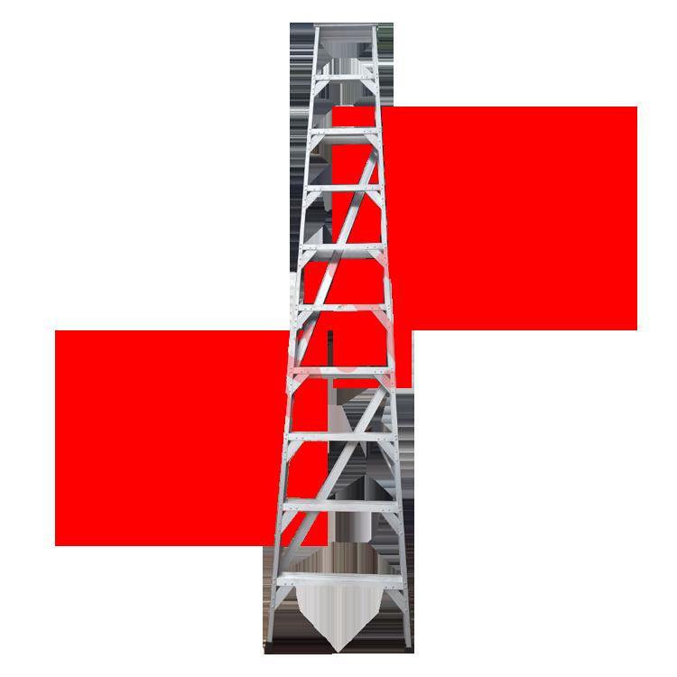 15 Feet Heavy Duty Aluminium Ladder