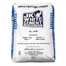 JK White Cement 40kg Bag